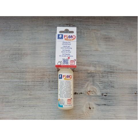 FIMO Deco gel, liquid polymer clay, translucent, 50 ml