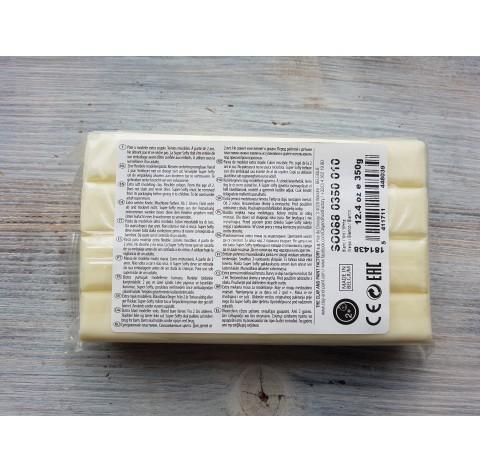 Plasticine SuperSoft, white, 350 gr