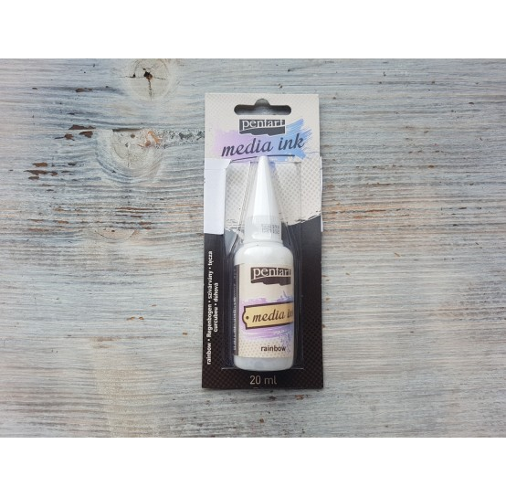 PENTART alcohol-based ink, rainbow, 20 ml, No. 21053