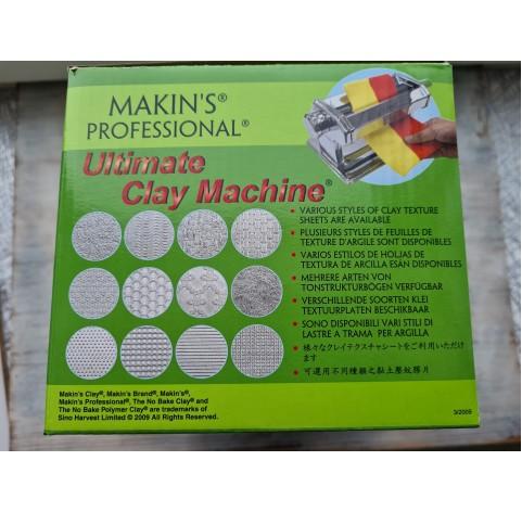 Makin's ultimate clay machine