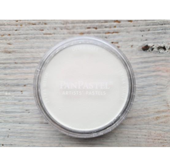 PanPastel soft pastel, Nr. 100.5, Titanium White