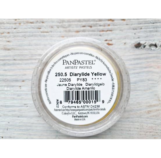PanPastel soft pastel, Nr. 250.5, Diarylide Yellow