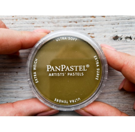PanPastel soft pastel, Nr. 270.1, Yellow Ochre Extra Dark