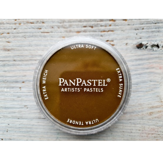 PanPastel soft pastel, Nr. 280.1, Orange Extra Dark