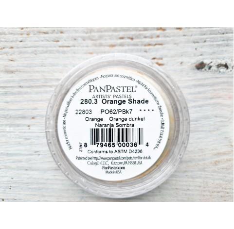 PanPastel soft pastel, Nr. 280.3, Orange Shade
