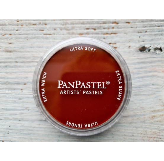 PanPastel soft pastel, Nr. 380.3, Red Iron Oxide Shade