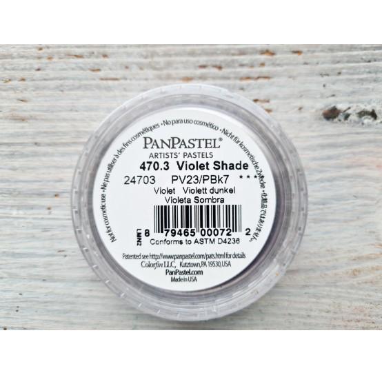 PanPastel soft pastel, Nr. 470.3, Violet Shade