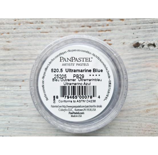 PanPastel soft pastel, Nr. 520.5, Ultramarine Blue