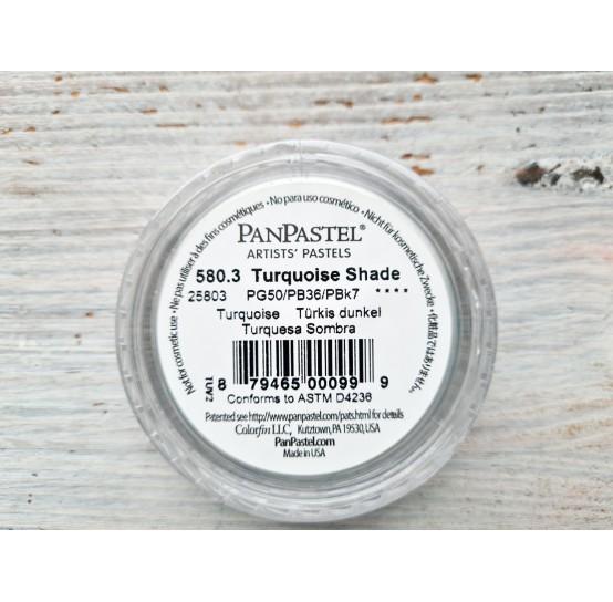 PanPastel soft pastel, Nr. 580.3, Turquoise Shade