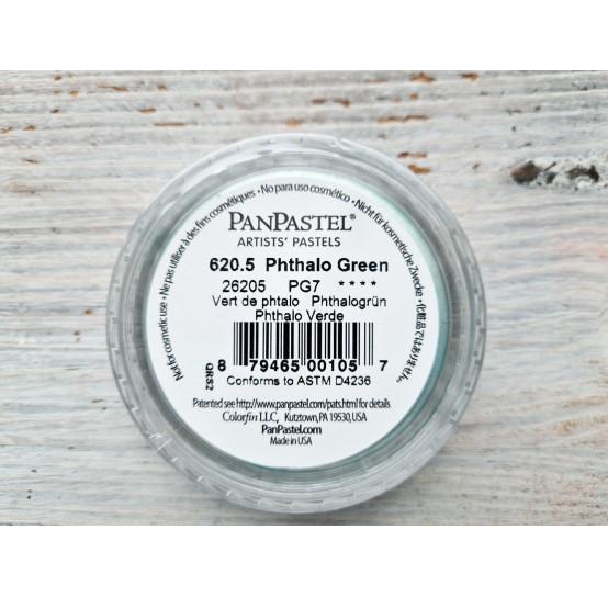 PanPastel soft pastel, Nr. 620.5, Phthalo Green