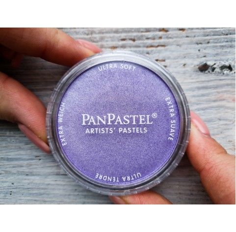 PanPastel soft pastel, Nr. 954.5, Pearlescent Violet