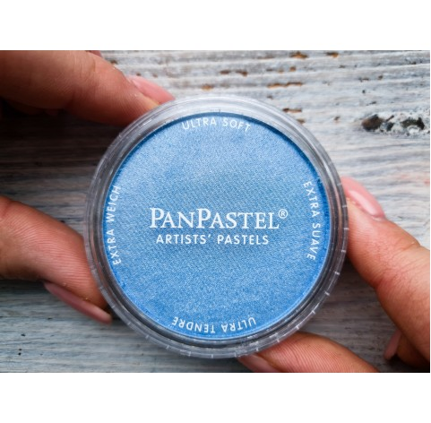 PanPastel soft pastel, Nr. 955.5, Pearlescent Blue