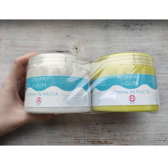 Silicone rubber I-GUM, 1 kg