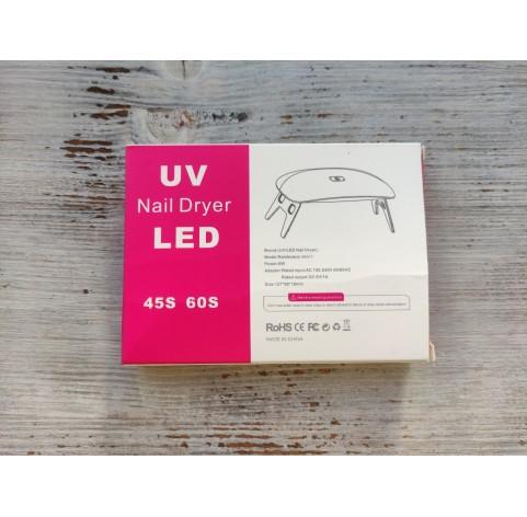 Ultraviolet lamp, 6 W, UV Rainbow Mini 1