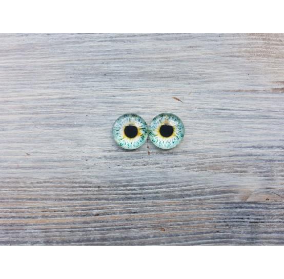 Glass eyes Z1, ~ Ø 1.6 cm