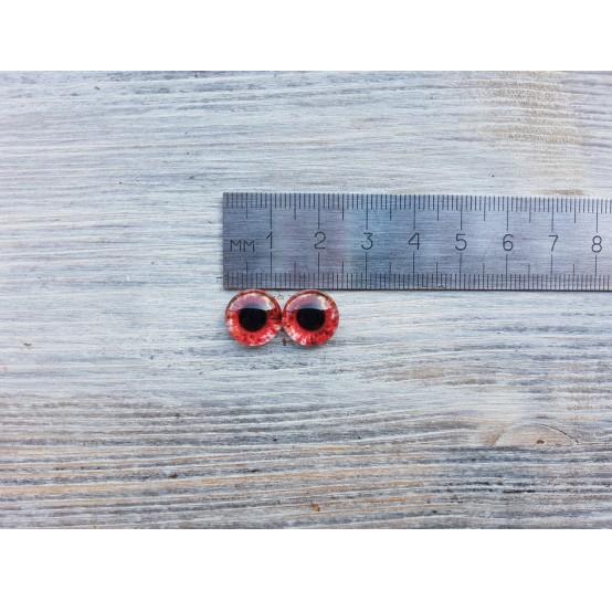 Glass eyes S1, ~ Ø 1.2 cm