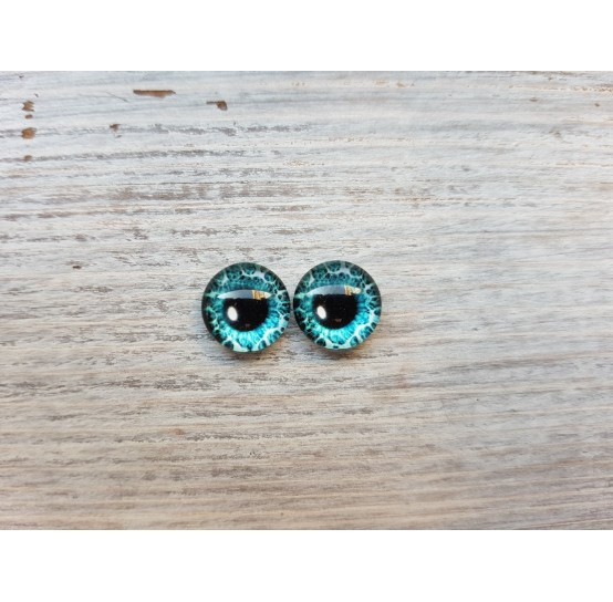 Glass eyes Z12, ~ Ø 1 cm