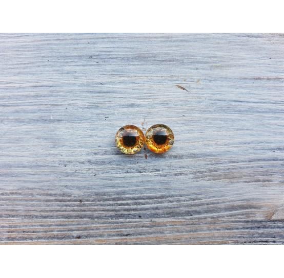 Glass eyes B1, ~ Ø 0.8 cm