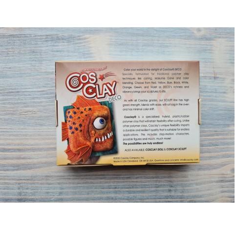 CosClay Deco Orange, 453 g (1 lb)